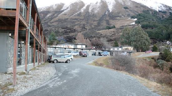 Lake Ohau Lodge: Ohau Lodge