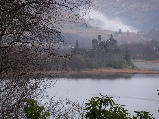 Loch Awe Hotel: View from hotel grounds