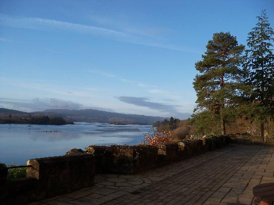 Loch Awe Hotel: View of Loch Awe from hotel