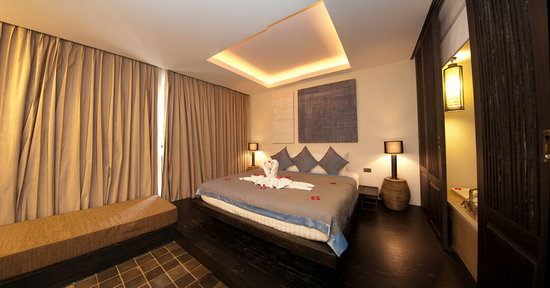 Aruntara Riverside Boutique Hotel: Deluxe room