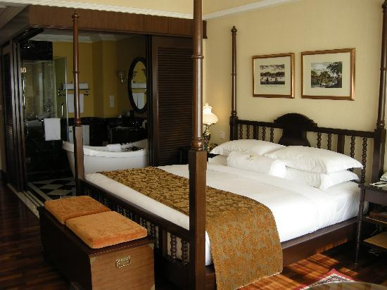 The Majestic Malacca: The room