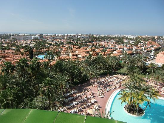Aparthotel Riu Flamingo : Utsikt fra hotellet