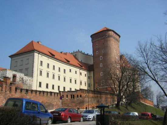 Hotel Kazimierz II: Wavel hill