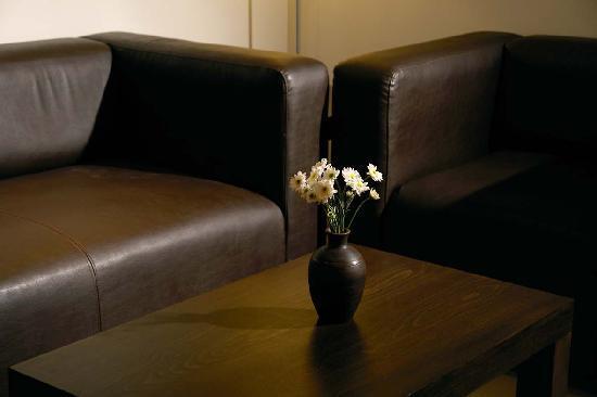Hotel Meg: Custom made furnishings.