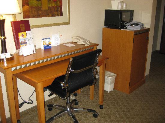 Comfort Suites Prescott Valley: Schreibtisch