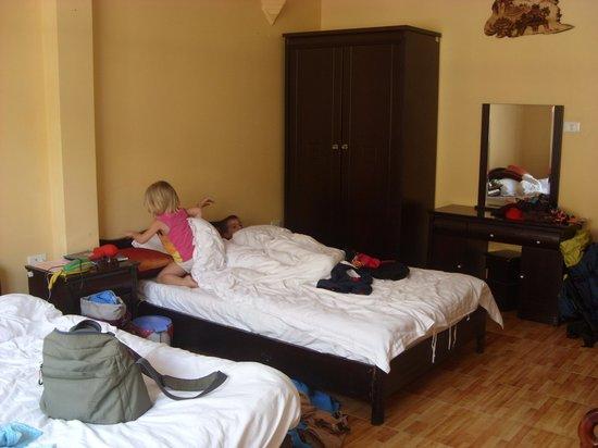Cosiana Hotel Sapa: Chambre