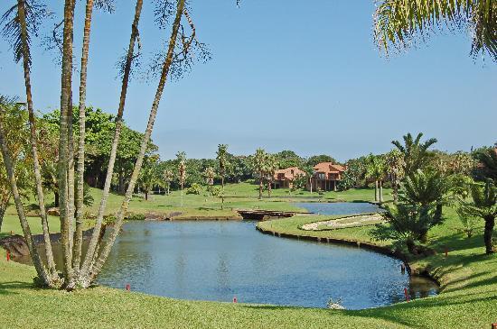 Sunbirds B & B: Golfclub San Lameer