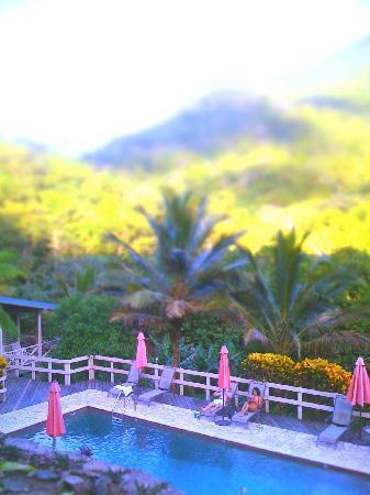 Casa Grande Mountain Retreat: The pool