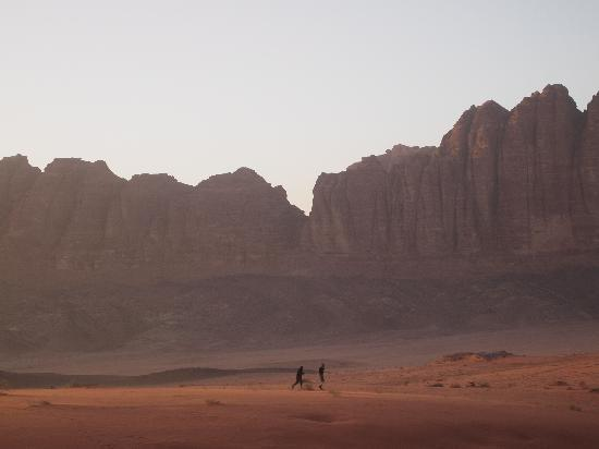 Wadi Rum Protected Area: One view