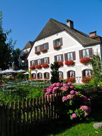 Fraueninsel im Chiemsee, Germany: Hotel zur Linde