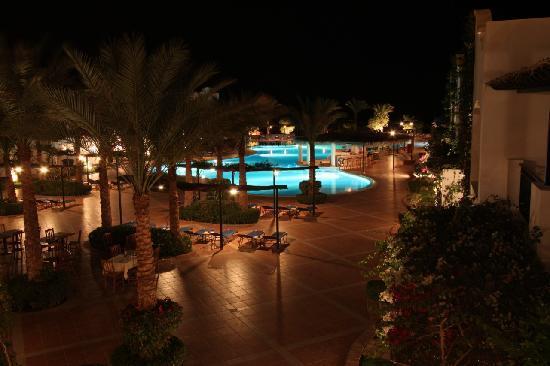 Jaz Dahabeya: Pool Terrace