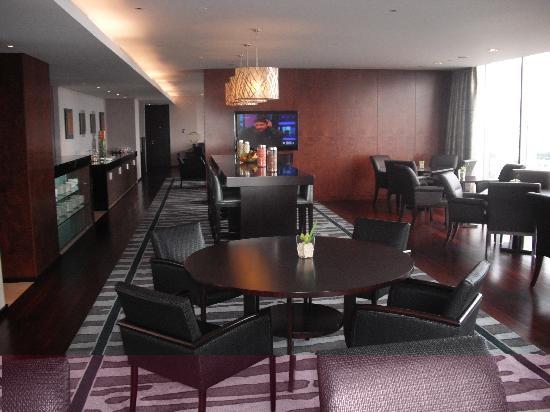 Hilton Bandung: Executive Lounge