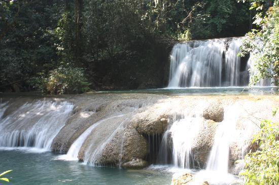 Saint Elizabeth Parish, Jamaica: YS Falls