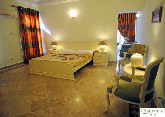 Continental Inn Islamabad: Family Suite Room