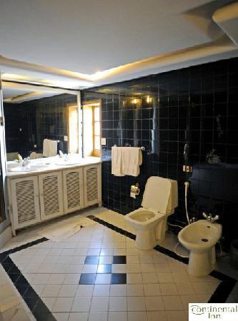 Continental Inn Islamabad: Executive Suite Bath Room