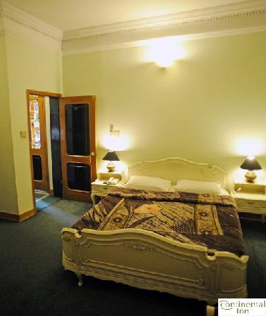 Continental Inn Islamabad: Double Deluxe Room