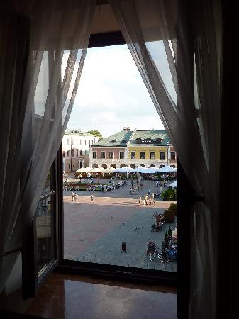 Mercure Zamosc Stare Miasto Hotel: Room With A View