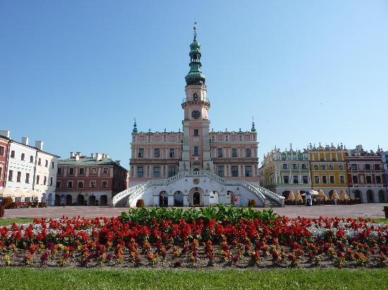 Mercure Zamosc Stare Miasto Hotel: Town Hall
