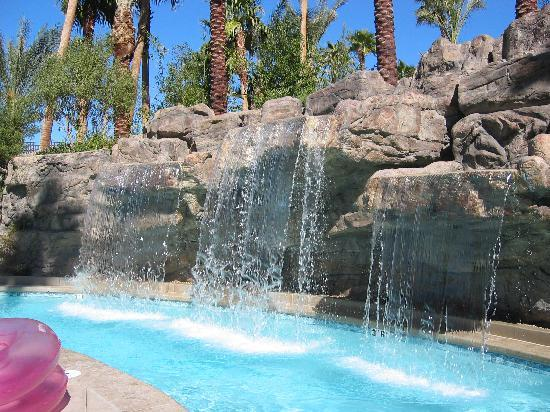 Lazy River Amp Waterfall Picture Of Tahiti Village Las