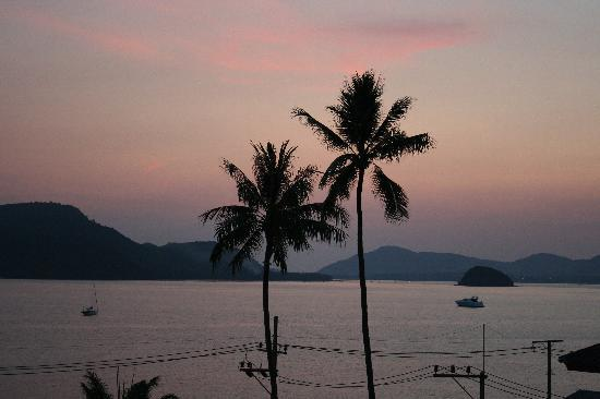Kantary Bay, Phuket: View from our room