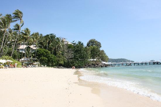 Kantary Bay, Phuket: Beach at Cape Panwa