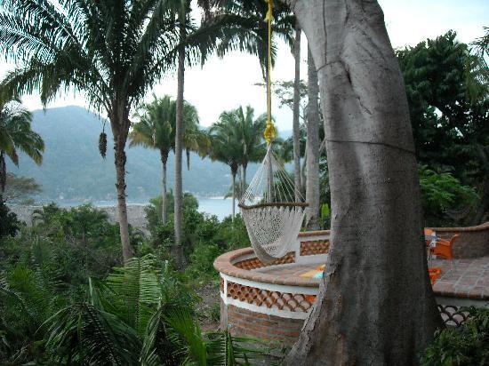 Casa Coco & Coco Cabana: View from Casa Cabana