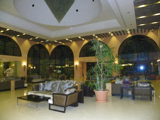 Hotel Paradis Palace: Reception