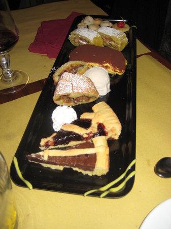 Le Fate Restaurant: Desert