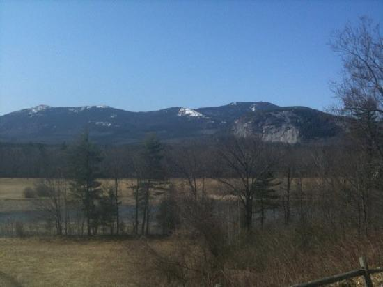 Samuel O'Reilly House: The view from our room, simply breathtaking!!