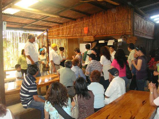 Restaurante La Capilla : el horno de pan
