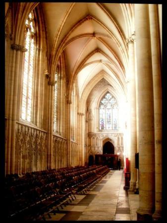 York Minster: dentro la York minister