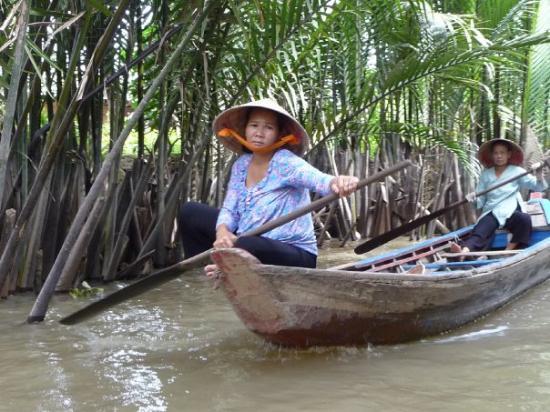 Bilde fra Mekong Delta