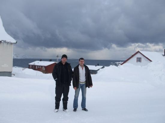 Gamvik Municipality, Norveška: Foto atsisveikinimui