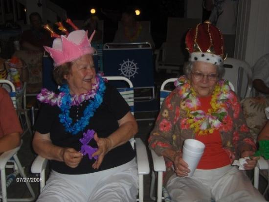 Rockport Show!!! My grandma and my aunt June...her sister