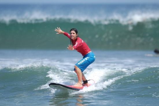 تابانان, إندونيسيا: Surfin' in Bali!