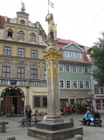 Bilde fra Erfurt