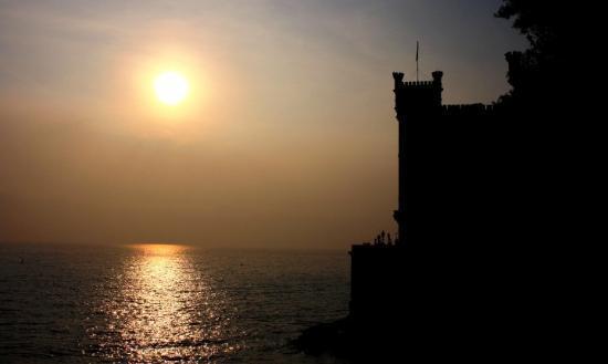 Bilde fra Trieste