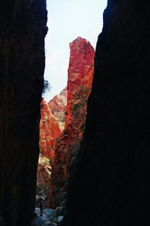 Alice Springs, Australia: Standley Chasm.