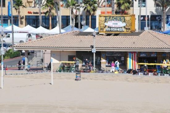 Zacks From The Pier Picture Of Huntington Beach Orange County Tripadvisor