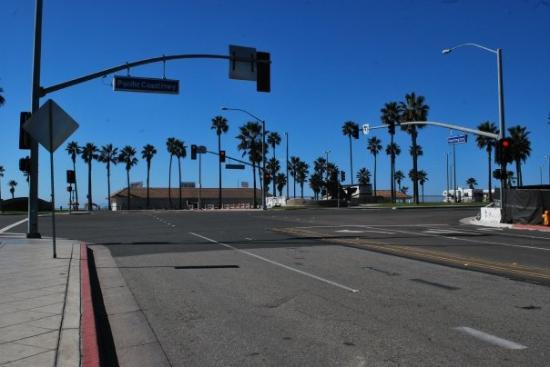 Pacific Coast Highway Pch And Beach