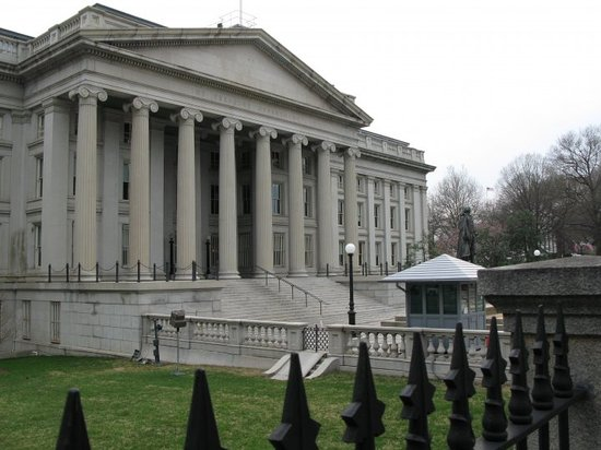 United States Department of the Treasury Foto