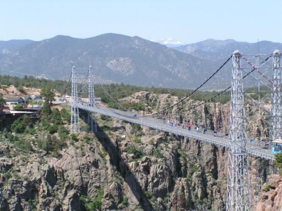 Royal Gorge Bridge and Park: Royal Gorge Bridge