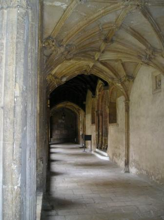 University of Oxford: The outer halls of Hogwarts (Oxford)...