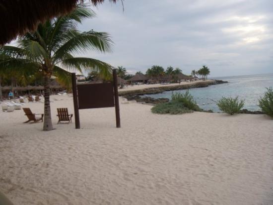 Chankanaab Beach Adventure Park: SPIAGGIA CHANKANAAB