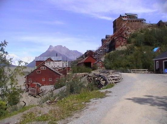 Kennicott, AK: Kennecott Copper Mine