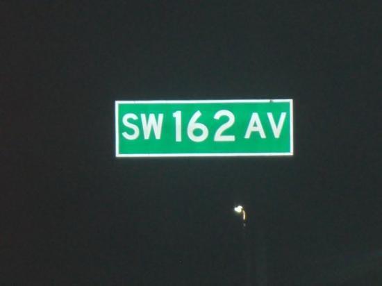 เคนดัลล์, ฟลอริด้า: La avenida por supuesto