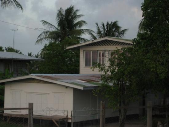 Skeldon, Guyana: My childhood home where i grew up. # 3 Village, MON choisi WEST coast BERBICE