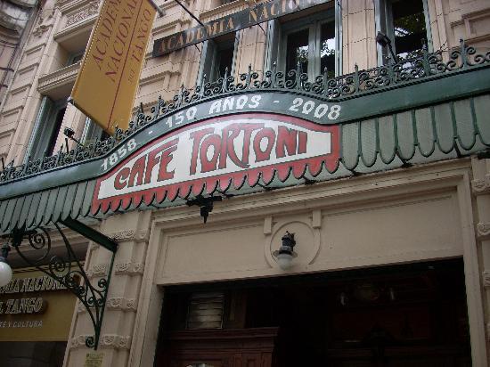 Buenos Aires Free Tour: Cafe Tortoni, morning tour