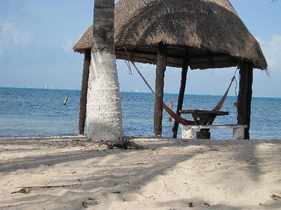 Playa Gaviota: Palpa and hammock