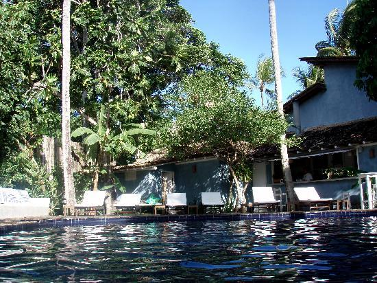 Pousada Capim Santo: Swimming Pool Oasis